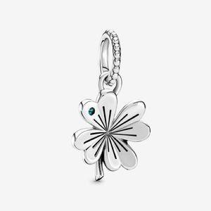 Pandora Lucky Four-Leaf Clover Pendant Charm